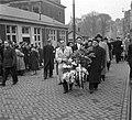 Herdenking februari-staking Amsterdam (herdenking Commandanten), Bestanddeelnr 904-9843.jpg