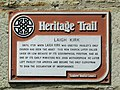 Heritage Trail plaque - geograph.org.uk - 471418.jpg