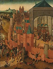 The Siege of Rhenen