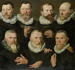 The Company of Captain Pieter Dircksz Hasselaer and Lieutenant Jan Gerritsz Hooft, Amsterdam