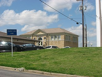 National Register of Historic Places listings in Fulton County, Kentucky - Image: Hickman Carnegie Library