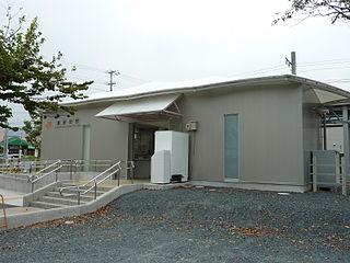 Higashi-Shimmachi Station Railway station in Shinshiro, Aichi Prefecture, Japan