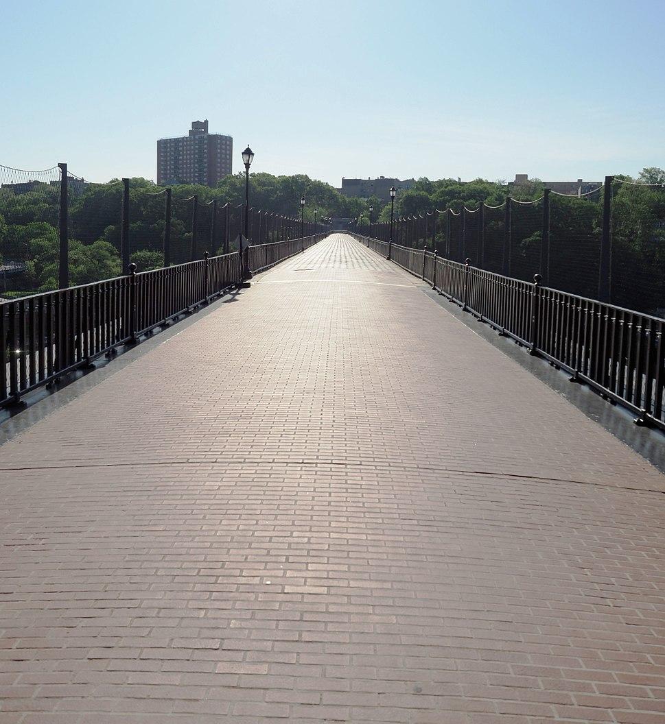 High Bridge looking east