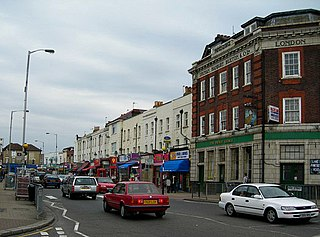Thornton Heath Human settlement in England