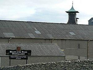 Highland Park distillery - Highland Park Distillery