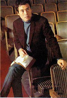 Mikijirō Hira Japanese actor