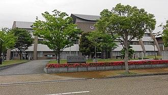 Hirogawa, Wakayama - Hirogawa Town hall