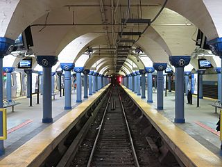 Journal Square–33rd Street (via Hoboken) rapid transit service in New Jersey and New York City