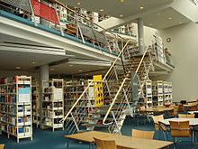 bibliothek der hochschule m nchen wikipedia. Black Bedroom Furniture Sets. Home Design Ideas