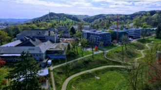 Trier University of Applied Sciences - Central Campus Schneidershof, Trier