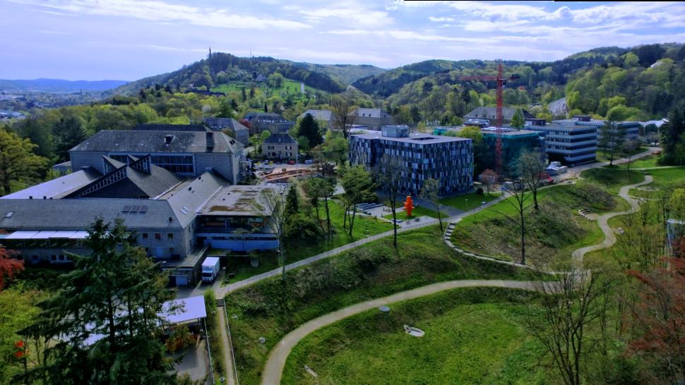 HochschuleTrier Central Campus