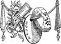 Hogarth illustrated. By John Ireland. Fleuron N008950-46.png