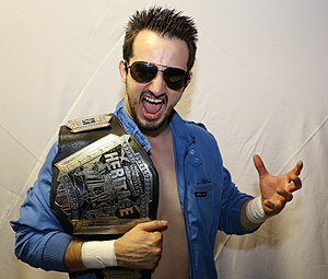 Peter Avalon - Avalon as the Hollywood Heritage Champion
