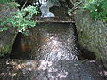 Horní Haberský rybník, přepad.jpg