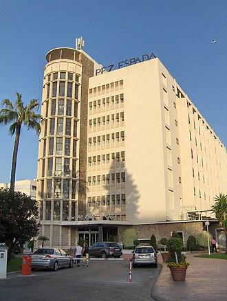 Hotel Pez Espada - Image: Hotel Pez Espada