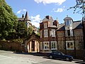 Houses on Lenton Road, The Park (geograph 1889608).jpg