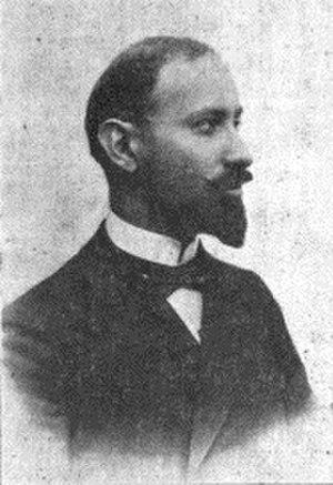 Hrachia Adjarian - Adjarian in his youth