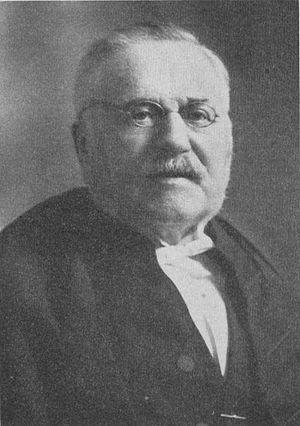 Hugh Richardson (magistrate) - Lieutenant-Colonel Hugh Richardson