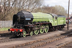 Arthur Peppercorn - LNER Peppercorn Class A2 Blue Peter