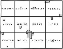 Humboldt County Iowa Wikipedia