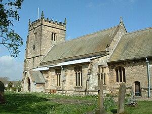 Hutton Cranswick - St Peter's Church, Hutton Cranswick
