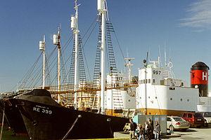 hvalfangerskib