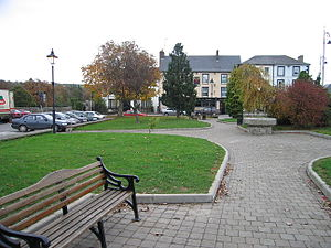 Bunclody - Market Square, Bunclody