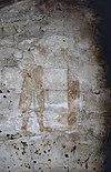interieur, detail van schildering - margraten - 20304539 - rce