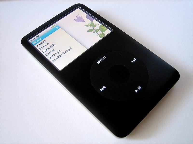 iPod Classic 6G