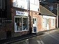 Iain Rennie Charity Bookshop, Church Yard, Tring - geograph.org.uk - 1601418.jpg