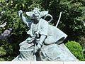 Ichikawa Danjuro Ⅸ Statue 01.JPG