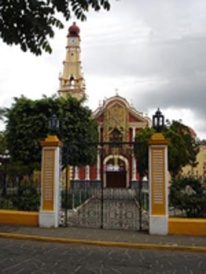 Coatepec, Veracruz - Iglesia de San Jerónimo