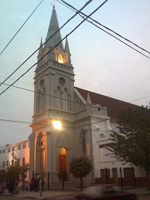 Villa Ballester - Nuestra Señora de La Merced Church
