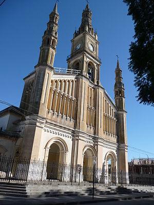 Gualeguay, Entre Ríos - San Antonio Church