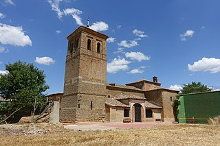 Cardeñosa de Volpejera municipality in Castile and León, Spain