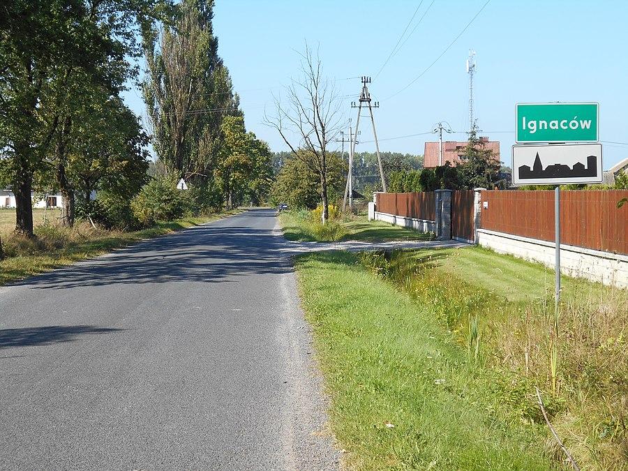 Ignaców, Mińsk County