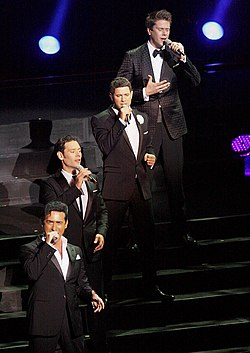 Il divo wikipedia - An evening with il divo ...