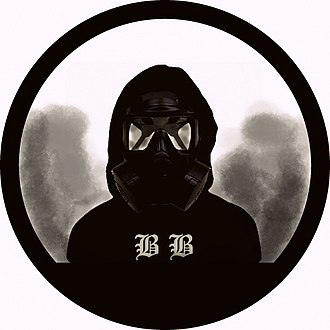 Black bloc - Black bloc illustration