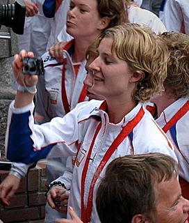 Ilse van der Meijden Dutch water polo player