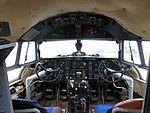 Ilyushin Il-14T HA-MAL cockpit.jpg