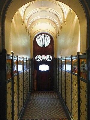 22, Rue du Général de Castelnau - Image: Immeuble 22 rue du général de Castelnau (016)