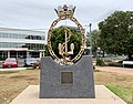 In memory of those lost at sea Memorial, Cotton Tree, Queensland 01.jpg