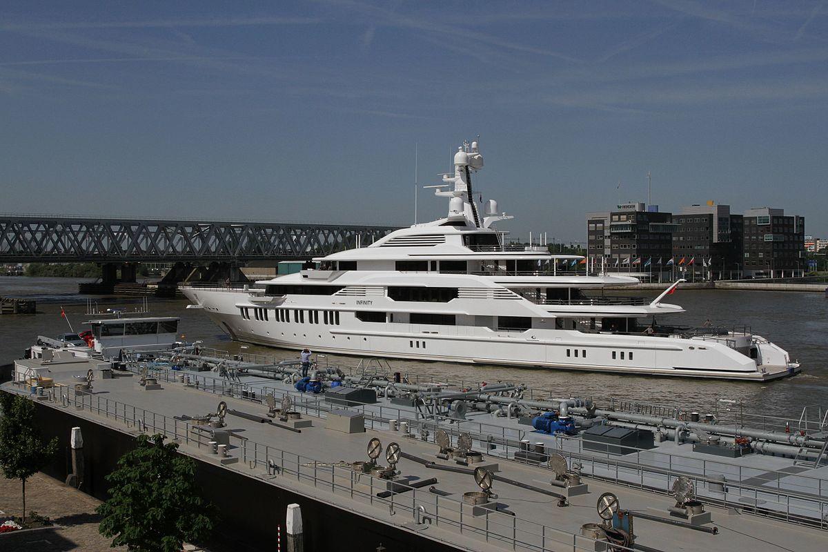 Infinity Yacht Wikipedia