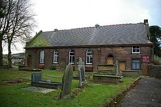 Benjamin Ingham - Inghamite church, Wheatley Lane, Lancashire.