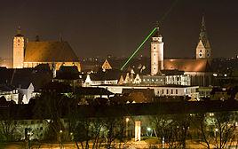 Ingolstadt by night