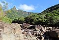Inicio da Trilha do Rio do Boi com o Morro da Mamica ao fundo no interior do Canyon Itaimbezinho.jpg