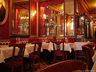 Restaurant wikip dia - Bureau de placement restauration paris ...