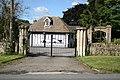 Interesting gatepiers - geograph.org.uk - 529623.jpg