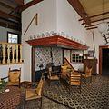 Interieur, linker kamer, overzicht haard (heerd) - Mallem - 20333587 - RCE.jpg