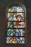 interieur gebrandschilderd venster, glas-in loodraam - ottersum - 20331549 - rce